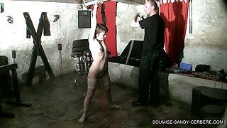 tied bondage fuck bdsm slave soumise sandy libertine mure