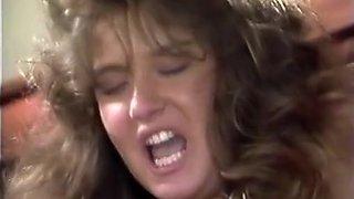 Horny retro porn scene from the Golden Period