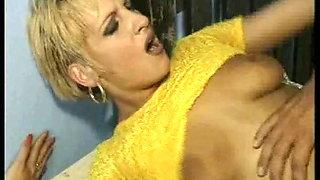 German pantyhose sex in Hungary