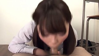Amazing Japanese whore Hinata Natsume in Hottest college, blowjob JAV movie