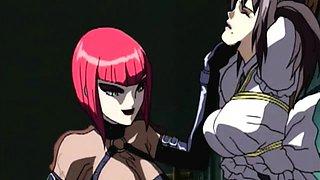 Hentai Anime Virgin BDSM