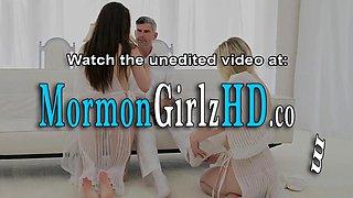 Les mormon teen foursome