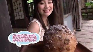 Amazing Japanese model Mao Kurata in Fabulous Outdoor, Fetish JAV clip