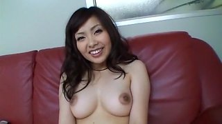 Incredible Japanese whore in Crazy POV, Blowjob/Fera JAV movie