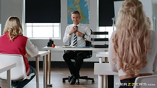 perv teacher fucks his students