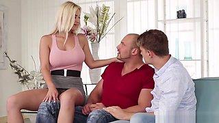 Bisex Dude Cums On Guy