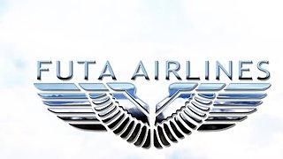 Futanari airlines 3D animation