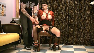 Mistress satin