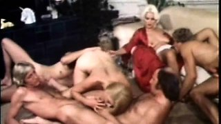 retro sex party