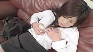 Horny Japanese girl in Hottest Dildos/Toys, Cosplay JAV scene