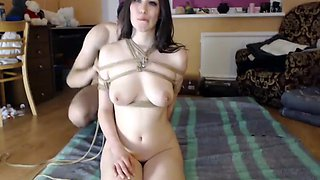Vickypeaches amateur video on 09/12/15 09:51 from Chaturbate
