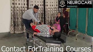 Pakistani Aunty's hot body massage
