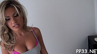 smoking babe gets wild fucking video feature 1