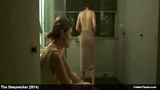 Gitte witt &amp stephanie ellis nude and rough quick sex action