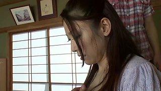 Cheating house wife Yuko Shariki