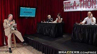 Brazzers - Pornstars Like it Big - Tit-a-thon