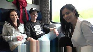 Train Foursome