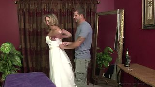 Jodi West Son Finds Drunk Mom In A Wedding Dress