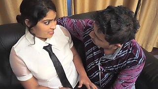 Exotic homemade Indian, Big Tits porn clip