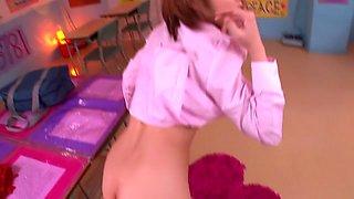 Hottest Japanese model Yu Namiki in Amazing JAV censored Fetish, Hairy scene