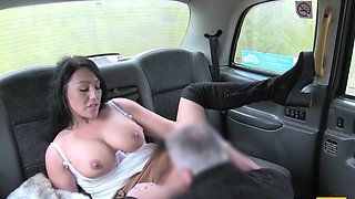 Infamous John Fucks Taxi Fan Hard