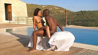 Exotic Ebony African Sex Techniques