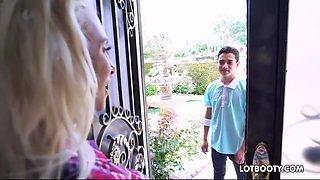 blonde busty cougar alix lynx fucking sisters boyfriend
