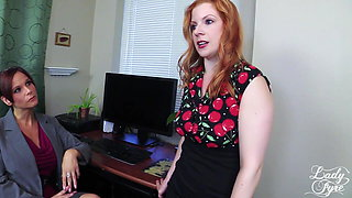MILF Teachers Fuck High School Student -Syren De Mer