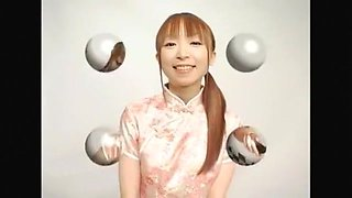 Exotic Japanese girl Ai Mizushima in Crazy Girlfriend, Compilation JAV scene