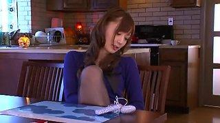 Exotic Japanese whore Kaede Fuyutsuki in Fabulous Cumshots, Femdom JAV scene