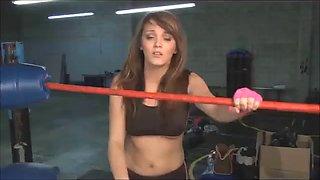 sexy tag team wrestling