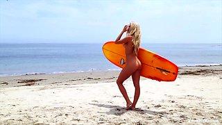 Miss July 2015 Kayla Rae Reid in Behind the Scenes - PlayboyPlus