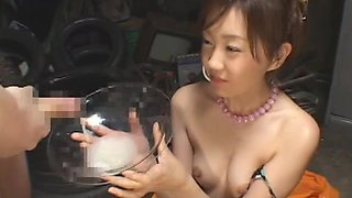 JapaneseBukkakeOrgy: Gokkun Club 9