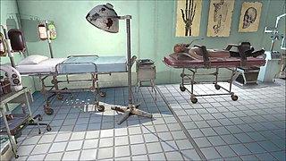 Fallout 4 Strip Nurse