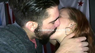 Casey and Aaron Kissing Part2 Video3