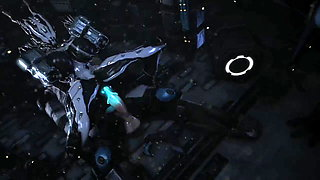 Kitty Valkyr vs Excalibur ( animation by whtecrow)