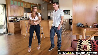 Brazzers - Baby Got Boobs - Keisha Grey and M