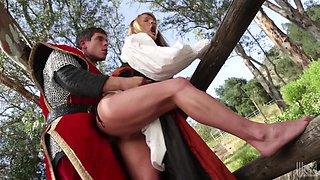Sleeping Beauty XXX: An Axel Braun Parody, Scene 2