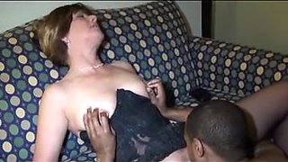 Hotwife loves to be fucked by BBC