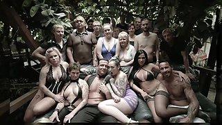 Mature German Private Swingers Club