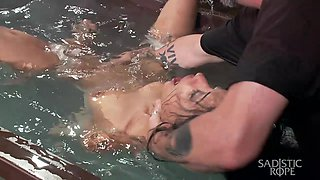 Lyla Storm in Extreme Suffering - Lyla Storm - SadisticRope