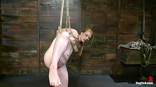 Madison Young: Tie it tighter, I like to feel the rope.