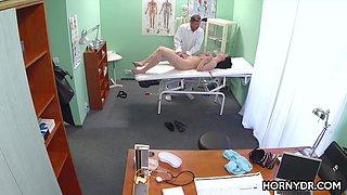 Patient wants her doctor to fuck her