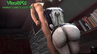 Animated MILF Sex Porno Video