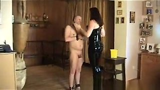 Crazy Homemade clip with Fetish, BDSM scenes