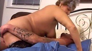 Eur grannies sex film