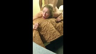 Black guy gives housewife the best fuck of her life