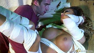 Elicia Solis & Danny D in Milf Mummy - Brazzers