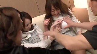 Horny Japanese whore in Fabulous Amateur, Creampie JAV scene