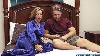 Jodi West teaches lovemaking